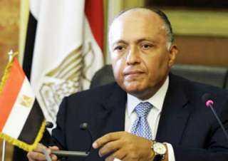 شكرى يشارك في جلسة مجلس الأمن حول ليبيا