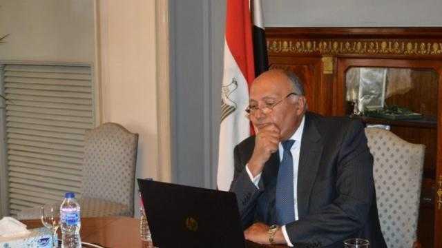 الكلمة الكاملة لـ شكري أمام مجلس الأمن..مصر تدعم التسوية في ليبيا