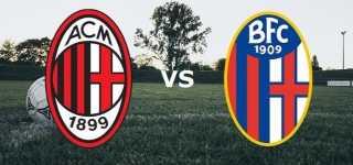 بث مباشر لمباراة ميلان وبولونيا في الدوري الايطالي