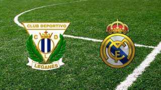 بث مباشر.. مباراة ليغانيس وريال مدريد في الدوري الاسباني