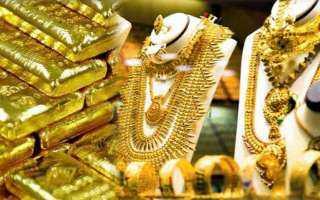أسعار الذهب اليوم الأحد 2-8-2020 في مصر