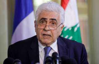 وزير الخارجية اللبنانى المستقيل: لبنان اليوم ينزلق للتحول إلى دولة فاشلة