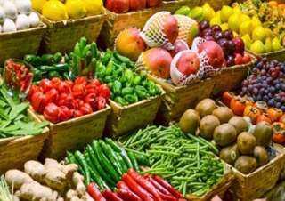 تعرف على أسعار الفاكهة والخضروات بسوق العبور اليوم