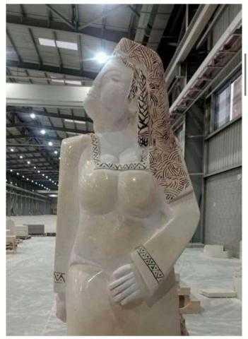 مصمم تمثال «مصر تنهض» يرد على الجدل.. المثال: لدي تاريخ فني طويل يعلمه الجميع