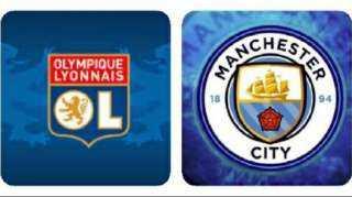 بث مباشر لمباراة مانشستر سيتي وليون في دوري أبطال أوروبا