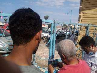 مرسي مطروح: غلق 6 ملاهي ترفيهية غير مرخصة في حملة مكبرة