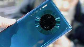 أغلى هاتف في سلسلة Mate.. هواوي تطرح أعجوبتها الجديدة للبيع ب ١٢٠٠ يورو
