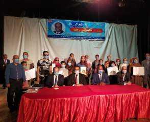 «ثقافة سوهاج» تكرم أصحاب الهمم والفائزين بمسابقة سيناء الصعيد