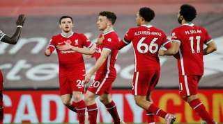 بث مباشر لمباراة ليفربول وأتلانتا في دوري أبطال أوروبا