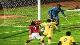 بث مباشر لمباراة مصر وتوجو في تصفيات كأس أمم أفريقيا