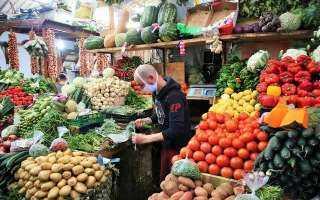 أسعار الخضراوات تتراجع بنسبة 25% بدعم تحسن الطقس