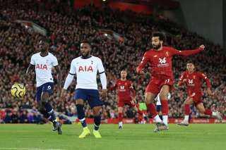 بث مباشر لمباراة ليفربول وتوتنهام في الدوري الانجليزي
