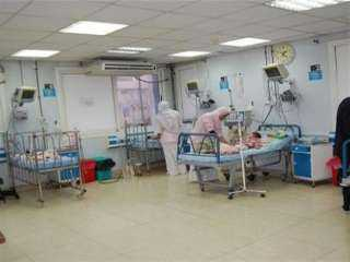 تعافي طفلين من كورونا بالمستشفى التخصصي ببنها