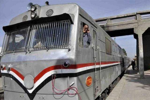 هيئة السكة الحديد تدفع بـ6 قطارات جديدة للخدمة في خطوط الوجهين القبلي والبحري