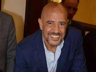 أشرف عبدالباقي للمخرج عمرو عرفة: دائما ترفع من روحي المعنوية
