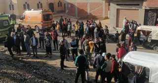 قرار من النيابة في حادث دهس قطار لـ 3 شباب بالإسماعيلية