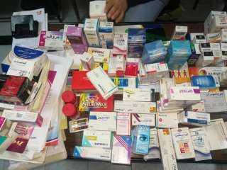 ضبط أقراص ترامادول و1230 عبوة دوائية مغشوشة بمخزن غير مرخص في الفيوم