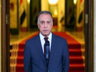 رئيس وزراء العراق يؤكد متانة العلاقات مع مصر