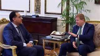نائب الرئيس التنفيذى لغرفة التجارة الأمريكية يشيد بإجراءات مصر فى البرنامج الاقتصادى