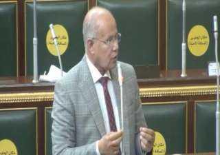 سيد شمس نائب كفرالشيخ يفتح ملف الاقتصاد غير الرسمى