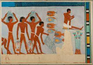 دراسة تكشف ممارسة المصريين القدماء لـ الصوم: انقسم إلى نوعين