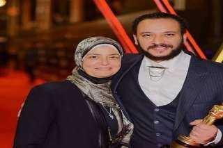وفاة والدة الفنان أحمد خالد صالح
