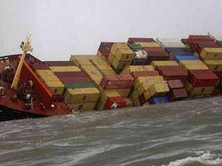 البحث عن 5 مفقودين إثر غرق سفينة شحن في شرق الصين