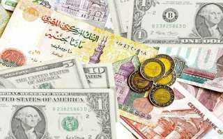 الدولار واليورو يستقران أمام الجنيه.. أسعار العملات اليوم