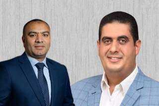 وليد التمامى ومحمد ابوحجازى عضوى مجلس الشيوخ يطالبان بإقامة معرض لاثاث دمياط بمجمع التحرير