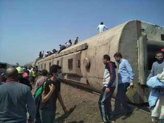 أحمد موسى يقدم تغطية خاصة لحادث قطار بنها في الـ5:30 مساء على صدى البلد