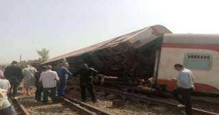 كامل الوزير يستعلم عن عدد وفيات حادث قطار طوخ.. ومسؤول يرد: 16 حالة