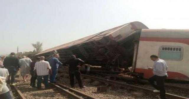 حادث قطار طوخ.. الرئيس السيسي يكلف بتشكيل لجنة لمعرفة أسبابه وتعويض الضحايا