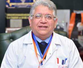 د.جمال شيحه: المؤسسة الأفريقية ساهمت في تحقيق مصر هدف منظمة الصحة العالمية في القضاء على فيروس C