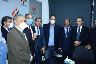 افتتاح مقر حزب مصر الحديثة بالشرقيه