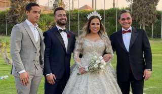 زفاف شاهندة عبد الرحيم والمهندس عبد الرحمن علي