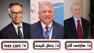 التحالف العالمي للكبد : د.جمال شيحه يتصدر قائمة أفضل 6 علماء في العالم أسهموا في القضاء علي فيروس سي