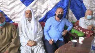 حزب مصرالحديثة بالمنيا يرعى جلسات صلح بين عائلتي دياب والجلاوده
