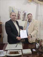 برعاية حزب مصر الحديثة بروتوكول تعاون لتشغيل الشباب مع شركة فيوتشر التجارية