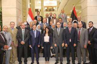 اجتماع وزاري مصري ليبي يهدف لإنعاش اقتصادي بين البلدين