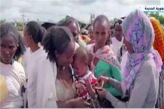 العفو الدولية: «عبودية جنسية» .. الجيش الأثيوبى يستخدم الإغتصاب كسلاح حرب فى «التيجراى»  فيديو
