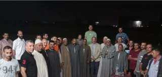 برعاية حزب مصر الحديثة تحرك جماهيرى لحل مشاكل منشأة الوكيل بدمنهور