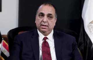 برعاية حزب مصر الحديثة علاج الاطفال ذووى الاعاقه بالمنيا مجانا
