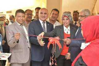 برعاية حزب مصر الحديثة مشاركة وفد من الحزب فى احتفالات المجلس القومى للمراة بالاقصر