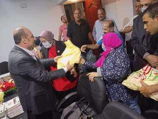 برعاية حزب مصر الحديثة امانة البحيرة تحتفل بالمولد النبوي الشريف