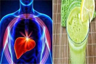 6 مشروبات تنظف الكبد من السموم فى يوم واحد